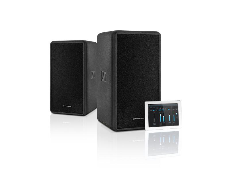sennheiser lsp500 wireless speaker enlightened. Black Bedroom Furniture Sets. Home Design Ideas