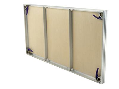 1m x 2m topdeck staging module enlightened for Schreibtisch 2m x 1m